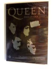 QUEEN  -  DAYS OF OUR LIVES  -  DVD 2011   NUOVO E SIGILLATO