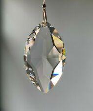 "8745-50mm Strass Swarovski Marquis Cats Eye Austrian Crystal Prism Suncatcher 2"""
