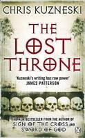 """VERY GOOD"" The Lost Throne, Kuzneski, Chris, Book"