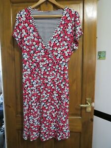 LADIES PER UNA MULTI X OVER DRESS SIZE 18R   - HOUSE CLEARANCE