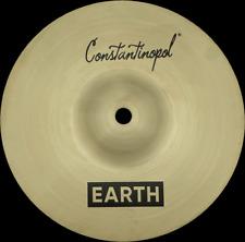 "Constantinopol EARTH SPLASH 8"" - B20 Bronze - Handmade Turkish Cymbals"