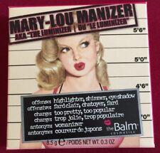 TheBalm Mary-Lou Manizer el Luminizer