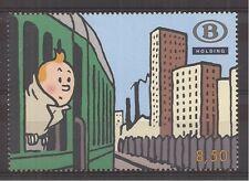 Belgium - Railway - 2007 - COB TRV51** - Tintin - MNH -