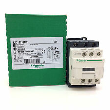 Contactor LC1D18F7 Telemecanique 110VAC 7.5kW 034945