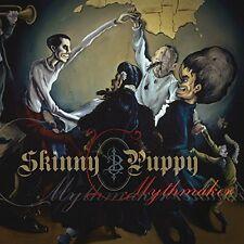 Skinny Puppy - Mythmaker [New CD] Digipack Packaging