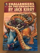Challengers of the Unknown By Jack Kirby HC NM Brand New Unread OOP DC Comics