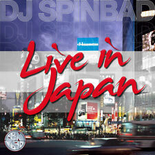 Dj Spinbad - Live In Japan (2009) Mix CD