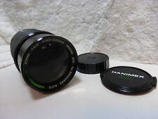 HANIMEX f4 Objectif 80-200 mm Pentax PK Mount