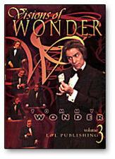 Tommy Wonder Visions of Wonder- #3 - Magic Tricks
