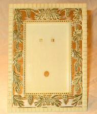 "Vintage Picture Frame Art Deco Plastic Celluloid Ornate Design 5.5"""