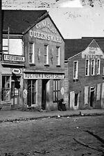 New 5x7 Civil War Photo: Auction House on Whitehall Street in Atlanta, Georgia