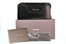 NEW TOM FORD CASE BROWN VELVET AUTHENTIC SUNGLASSES SOFT CASE WITH CLOTH