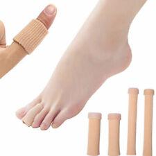 2PCS Gel Tube Cap Bandage Finger Toe Pain Relief Moisturizing Protector Cussion