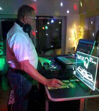 Veranstaltungs DJ-Equipment Musik Hochzeit Feier Events Geburtstag Firmenfeie