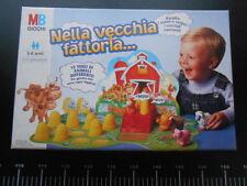 Gioco Tavolo Main Board Vecchia Fattoria 10 Versi Animali MB