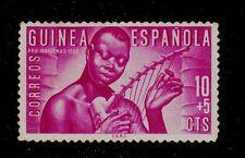 SPANISH  GUINEA  SCOTT# B26 MH   MUSIC TOPICAL