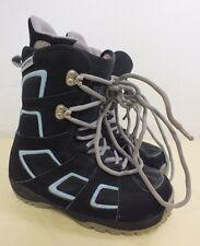 Burton Freestyle Women's All Mountain Snowboarding Boots US Size 6 EU 36.5 LOOK