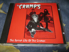 The Cramps – The Secret Life Of The Cramps RARE CD ! mint!