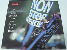 JAMES LAST non stop party - GERMANY LP Club Edition