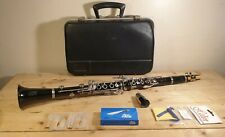 More details for vintage boosey and hawkes clarinet in case with accessories