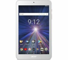 GradeB - ACER Iconia One B1-870 8in White Tablet - 16GB Android 7.0 (Nougat)