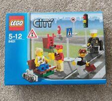 Lego City Minifigure Collection set 8401 - BNIB - 2009 rare set