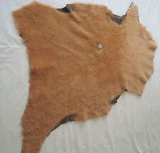 GINGER SHEEPSKIN WITH LEATHER BACK #3052 -,BAG, LARP, PET BED ETC