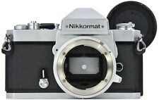 Montaje de Nikon Nikkormat FT3-AI