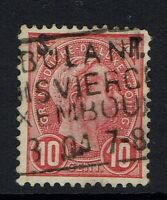 Luxembourg - SC# O79 - Used - 053016
