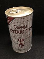 Antartica Cerveja Aluminum Tab Beer Can Ococ Brazil Vintage
