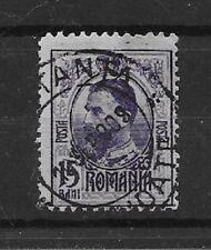 Romania Stamps- Scott # 209/A45-15b-Canc/LH-1918-NG