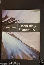 Essentials of Economics 7e By Bradley R. Schiller