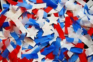 Stars & Stripes - USA - United States - Celebration confetti - Biodegradable fun