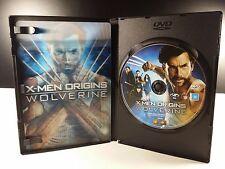 X-Men Origins - Wolverine (DVD) Hugh Jackman - Free Lentucular Art Release