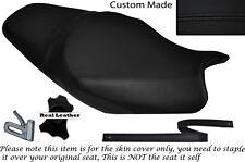 BLACK STITCH CUSTOM FITS KAWASAKI ZZR 1400 ZX14R 12-14 DUAL SEAT COVER