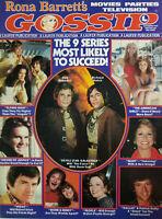 Rona Barretts Gossip Nov 1978 Magazine Battlestar Galactica Mork Mindy No Label