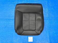 "2012 2013 2014 FORD F150 FX4 RIGHT REAR SEAT COVER BACKREST BLACK LEATHER ""CREW"""