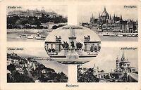 B36290 Budapest multi views    hungary