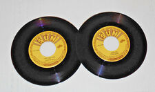 "CHARLIE RICH, ""Lonely Weekends"" / CARL MANN ""Mona Lisa""   NEW 45rpm,"