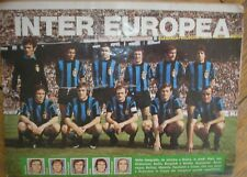 CORRIERE DEI RAGAZZI 1972 INTER EUROPEA FINALE CHAMPIONS ROTTERDAM AJAX CALCIO