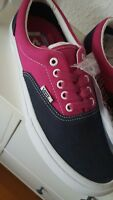 * VANS Off the Wall Sample Schuhe Damen ERA PRO M`S Fuchsia FT Pro Skate 42