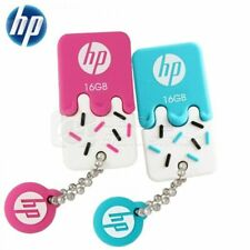 HP USB Flash 64gb Silicone Pendrive v178 Blue & Pink