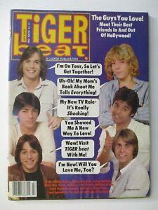 Tiger Beat July 1979