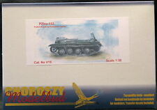 Choroszy Models 1/35 POLISH WWII ARMORED PERSONNEL CARRIER