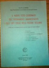 Il nuovo testo coordinato dell'ordinamento amministrativo degli enti locali....