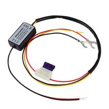 Auto LED Tagfahrlicht Tageslicht Relais DRL Controller Steuergerät Dimmer ON/OFF