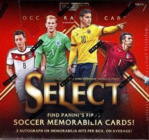 2015 Panini Select Soccer - Pick A Player