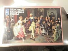 """F.X.Schmid 3000 Pc """"Victory Ball After The Battle Of Yorktown� Puzzle Washington"""