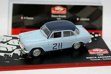 Ixo Presse 1/43 - Simca Aronde Rallye Monte Carlo 1959