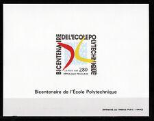 FG ND  bicentenaire de l' école polytechnique   1994   num: 2862
